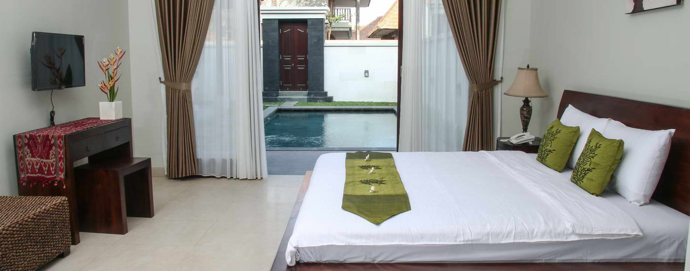 Side Pool Villa Room